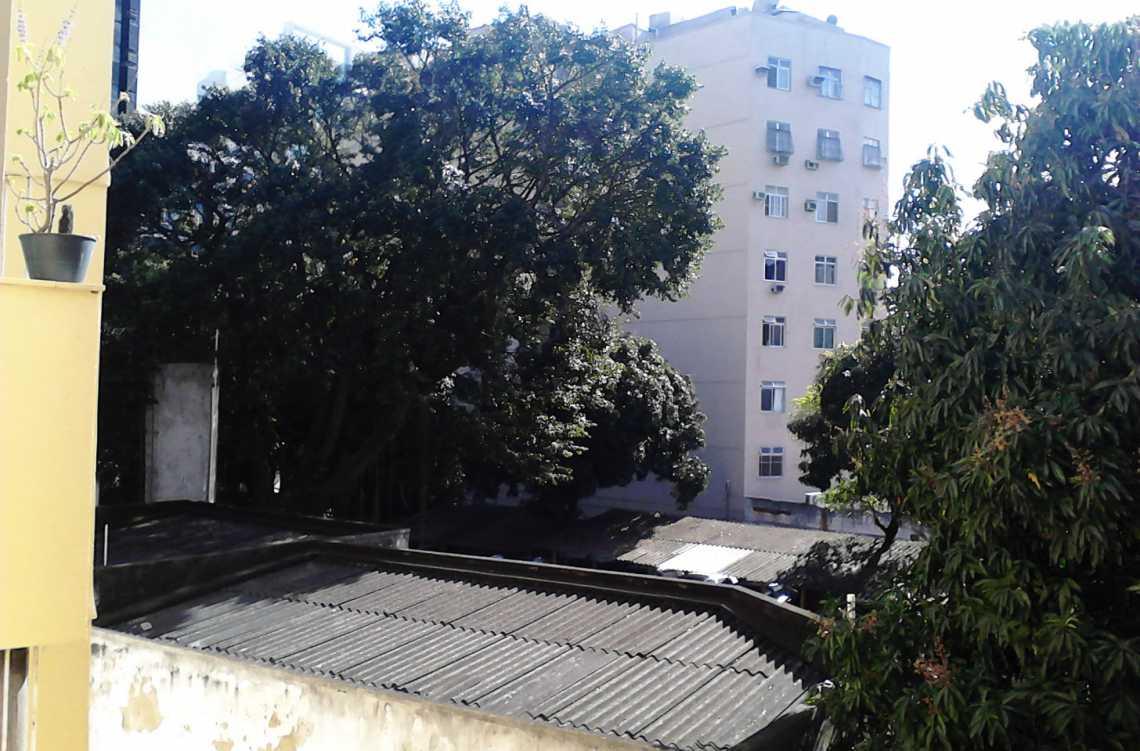 VISTA VARANDA - Requinte da Praça Cobertura Tijuca 4 Quartos - LACO40199 - 6