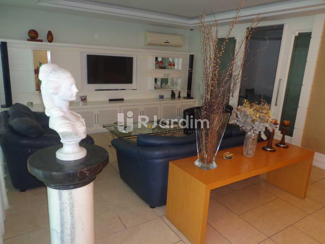living - Apartamento 5 Quartos À Venda Leblon, Zona Sul,Rio de Janeiro - R$ 12.000.000 - LAAP50023 - 6