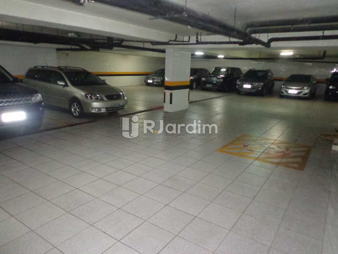 garagem - Apartamento 5 Quartos À Venda Leblon, Zona Sul,Rio de Janeiro - R$ 12.000.000 - LAAP50023 - 14