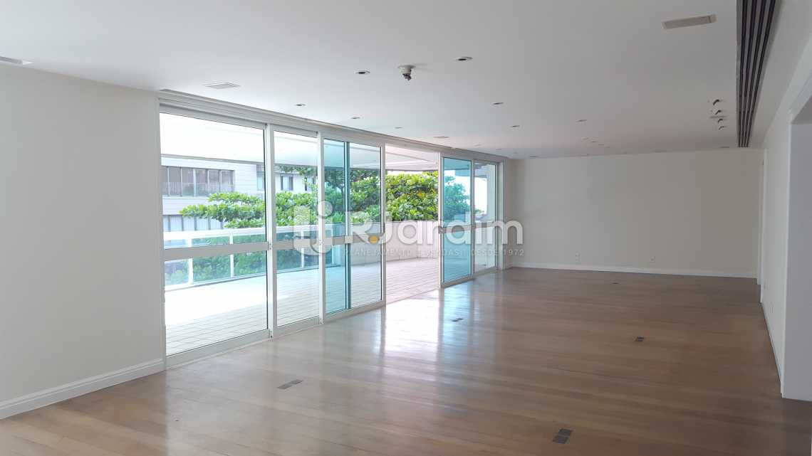 Sala - Apartamento À VENDA, Leblon, Rio de Janeiro, RJ - LAAP50025 - 1