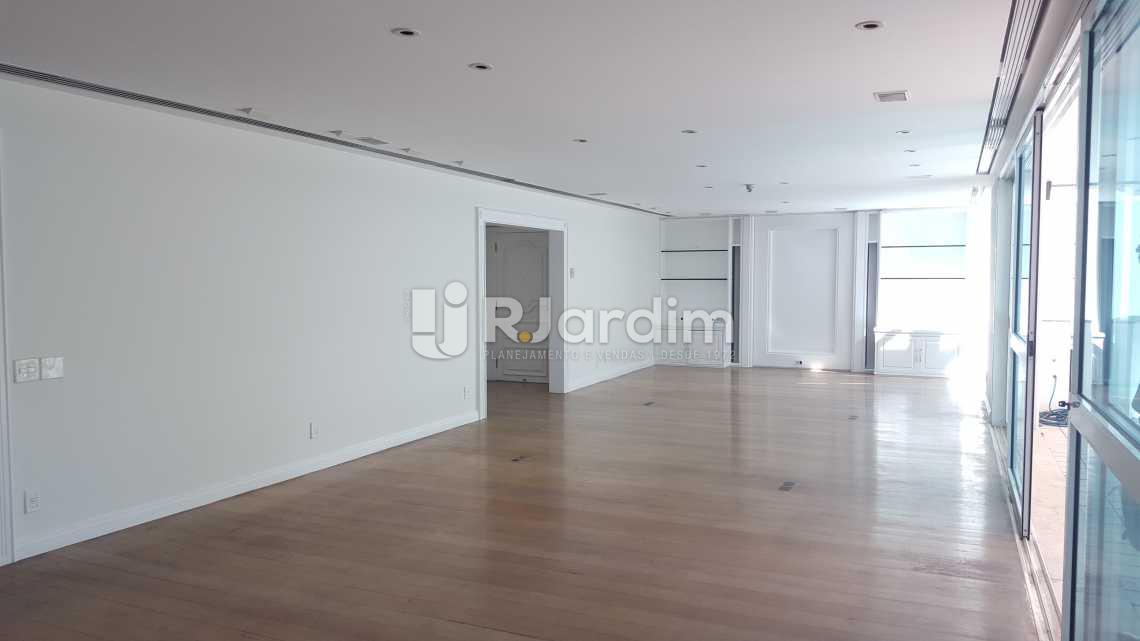 Sala - Apartamento À VENDA, Leblon, Rio de Janeiro, RJ - LAAP50025 - 5
