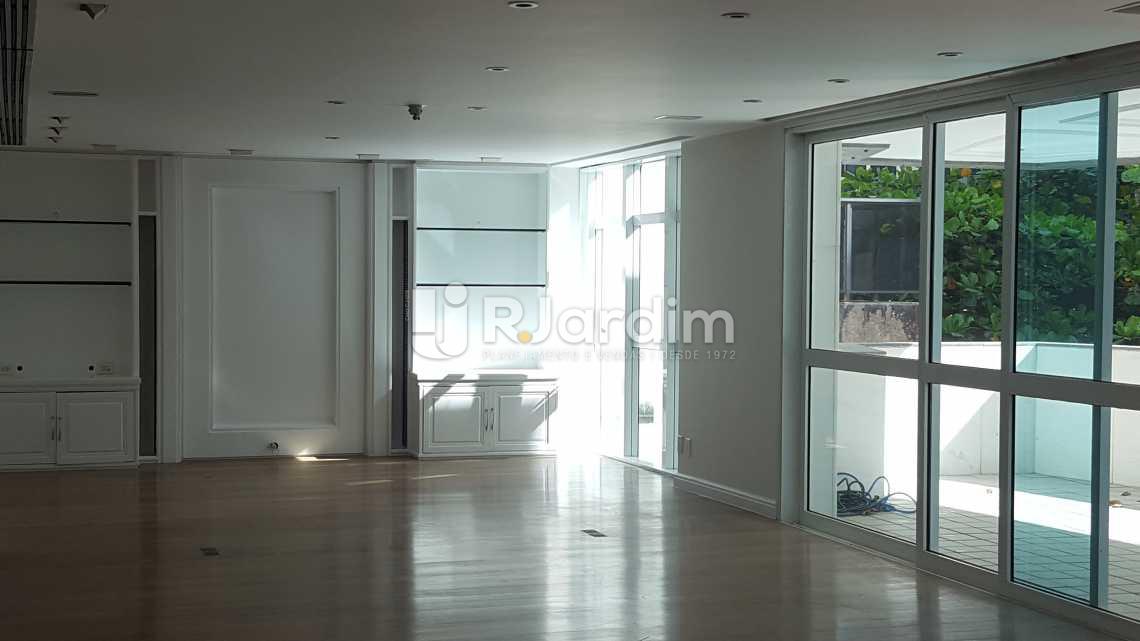 Sala - Apartamento 5 quartos à venda Leblon, Zona Sul,Rio de Janeiro - R$ 16.000.000 - LAAP50025 - 6