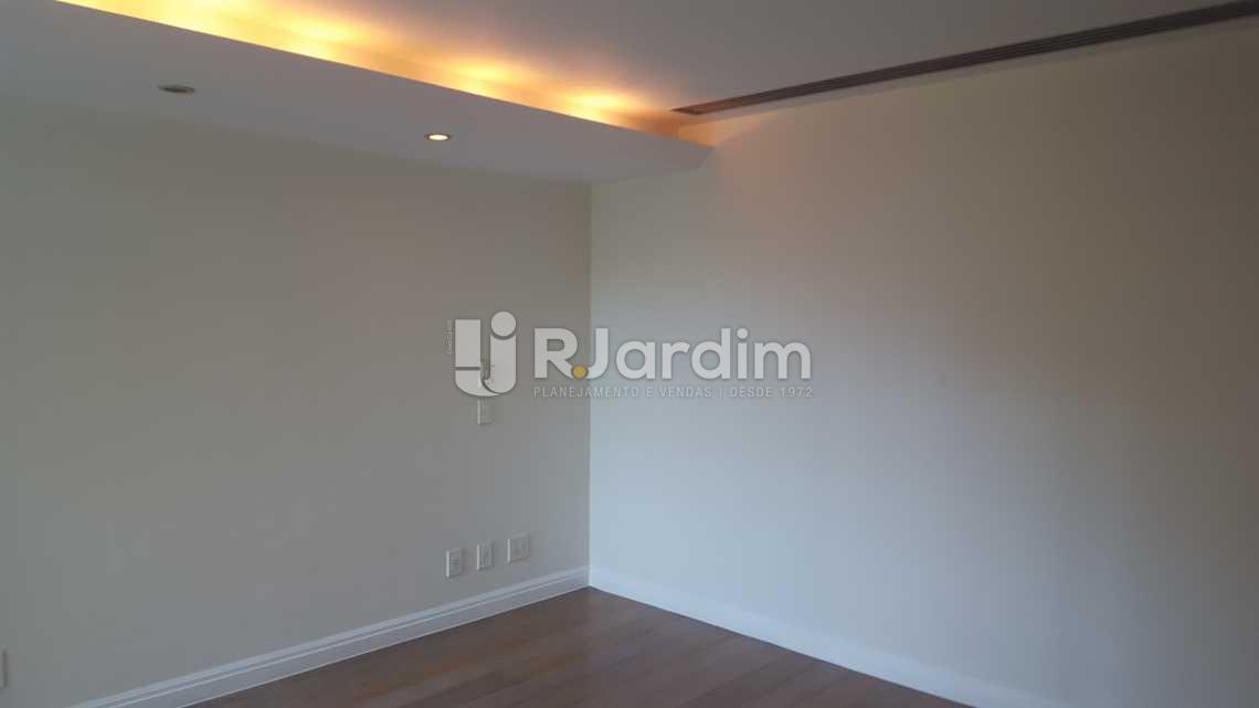 Suíte master - Apartamento À VENDA, Leblon, Rio de Janeiro, RJ - LAAP50025 - 10