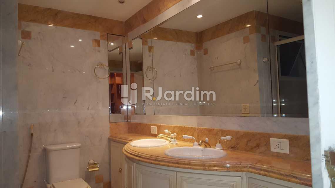 Banheiro Suíte master - Apartamento 5 quartos à venda Leblon, Zona Sul,Rio de Janeiro - R$ 16.000.000 - LAAP50025 - 14