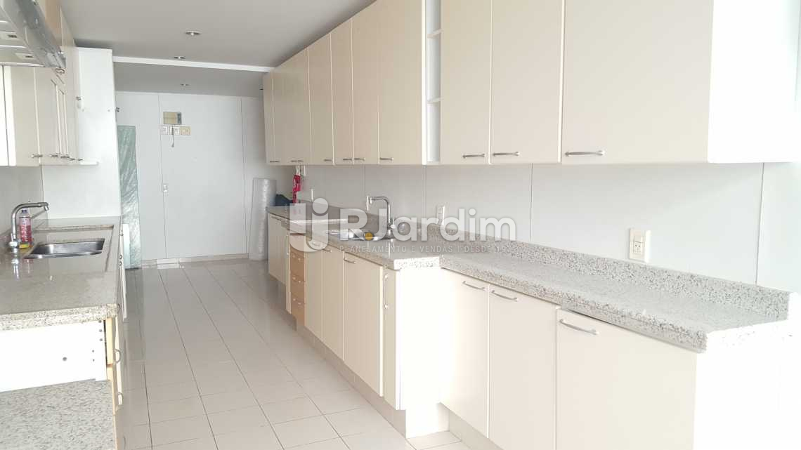 Cozinha - Apartamento À VENDA, Leblon, Rio de Janeiro, RJ - LAAP50025 - 27