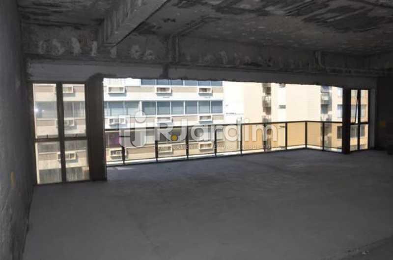 salão / varanda  - Cobertura À VENDA, Leblon, Rio de Janeiro, RJ - LACO30127 - 4