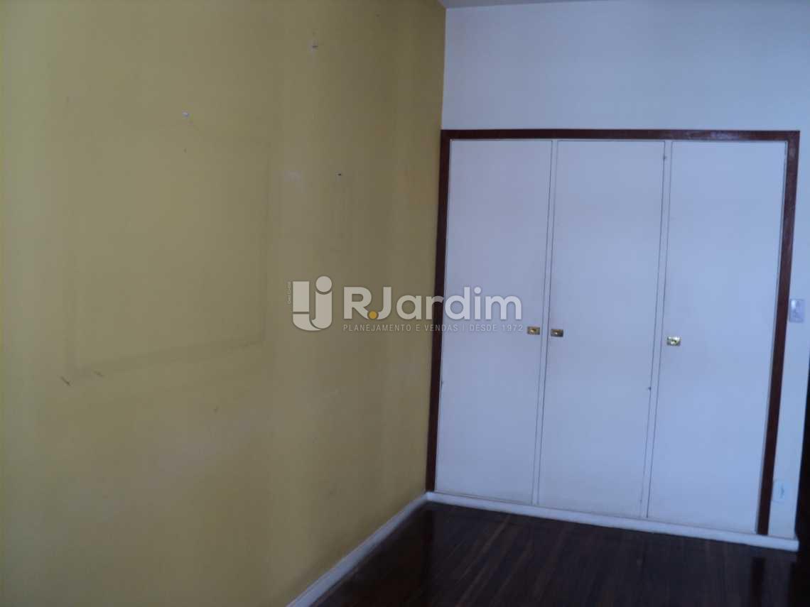 quarto aberto sala - Apartamento À VENDA, Copacabana, Rio de Janeiro, RJ - LAAP40403 - 5