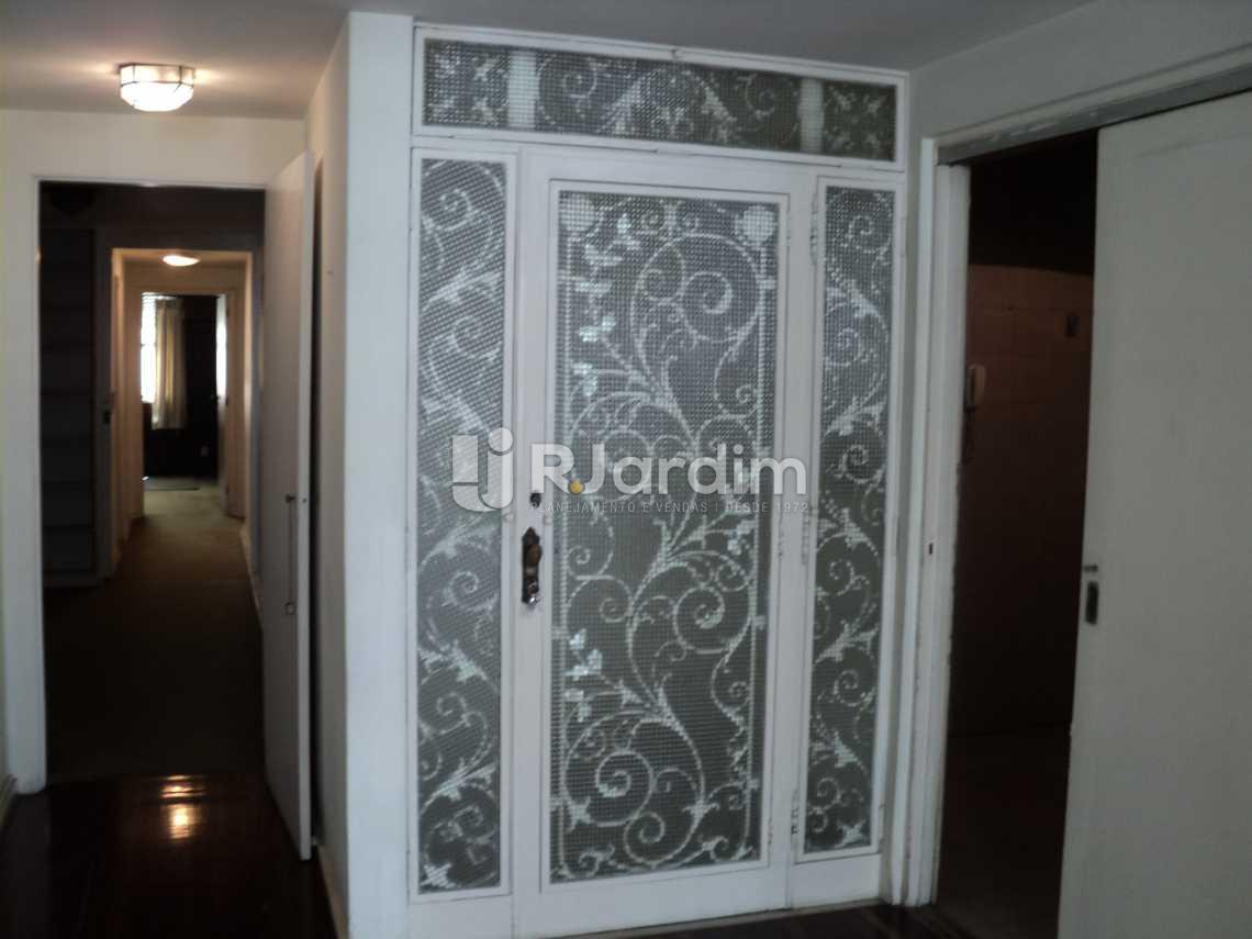 hall entrada - Apartamento À VENDA, Copacabana, Rio de Janeiro, RJ - LAAP40403 - 1