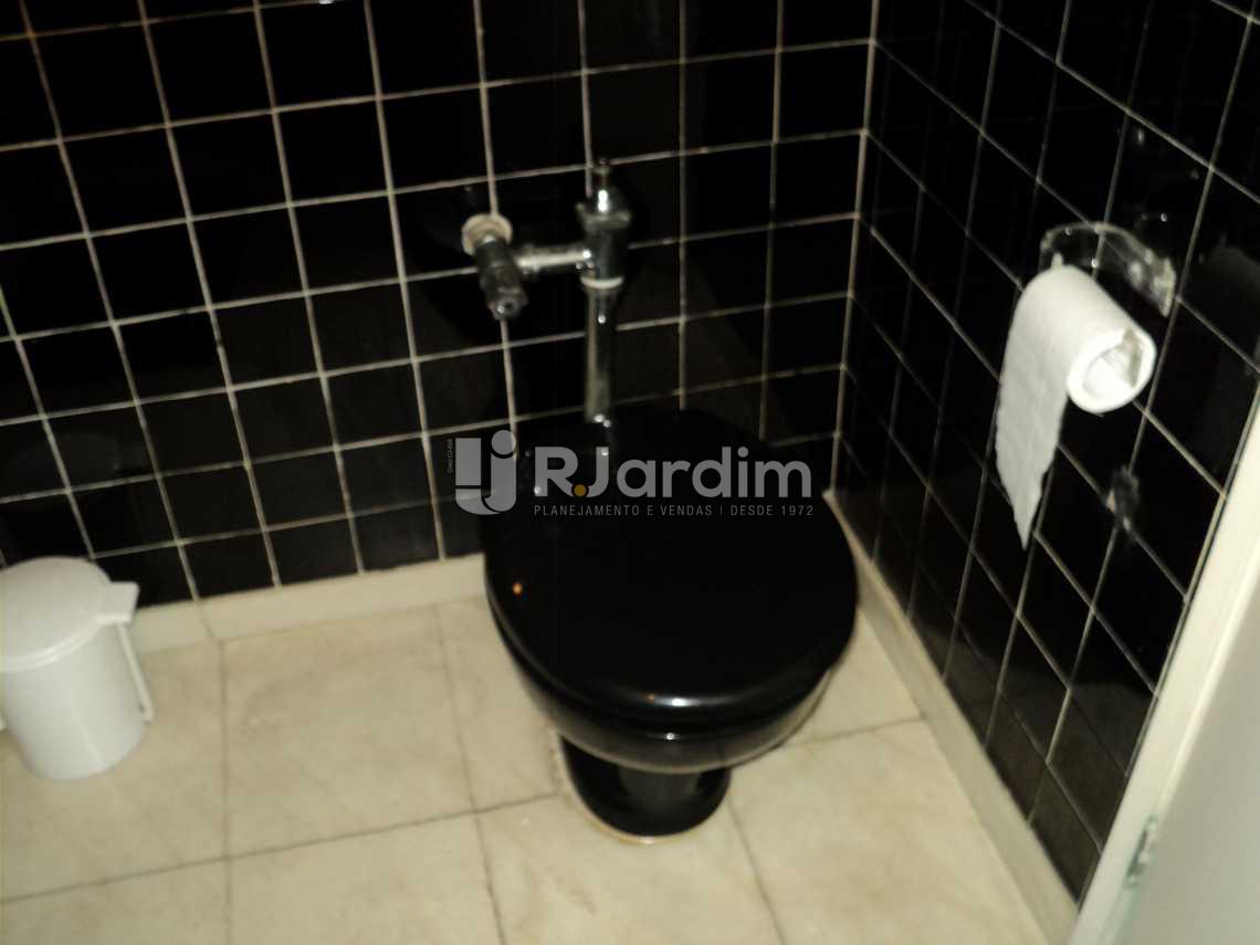 lavabo - Apartamento Rua Raul Pompéia,Copacabana, Zona Sul,Rio de Janeiro, RJ À Venda, 4 Quartos, 222m² - LAAP40403 - 6