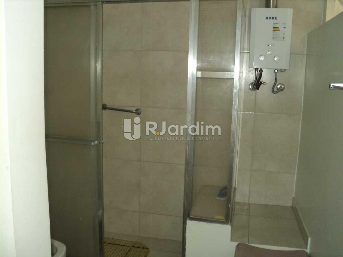 banheiro suite - Apartamento Rua Raul Pompéia,Copacabana, Zona Sul,Rio de Janeiro, RJ À Venda, 4 Quartos, 222m² - LAAP40403 - 17