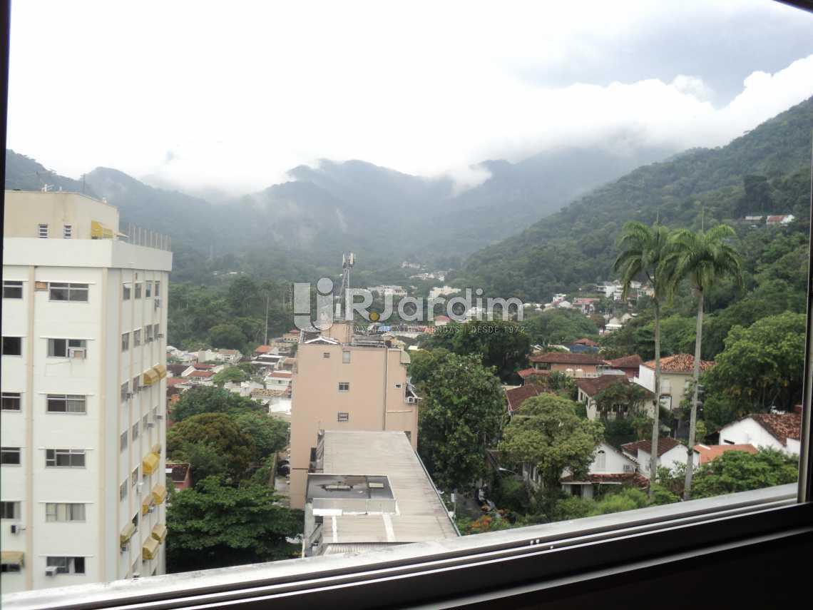 Vista  - Apartamento à venda Rua Corcovado,Jardim Botânico, Zona Sul,Rio de Janeiro - R$ 4.400.000 - LAAP50027 - 14