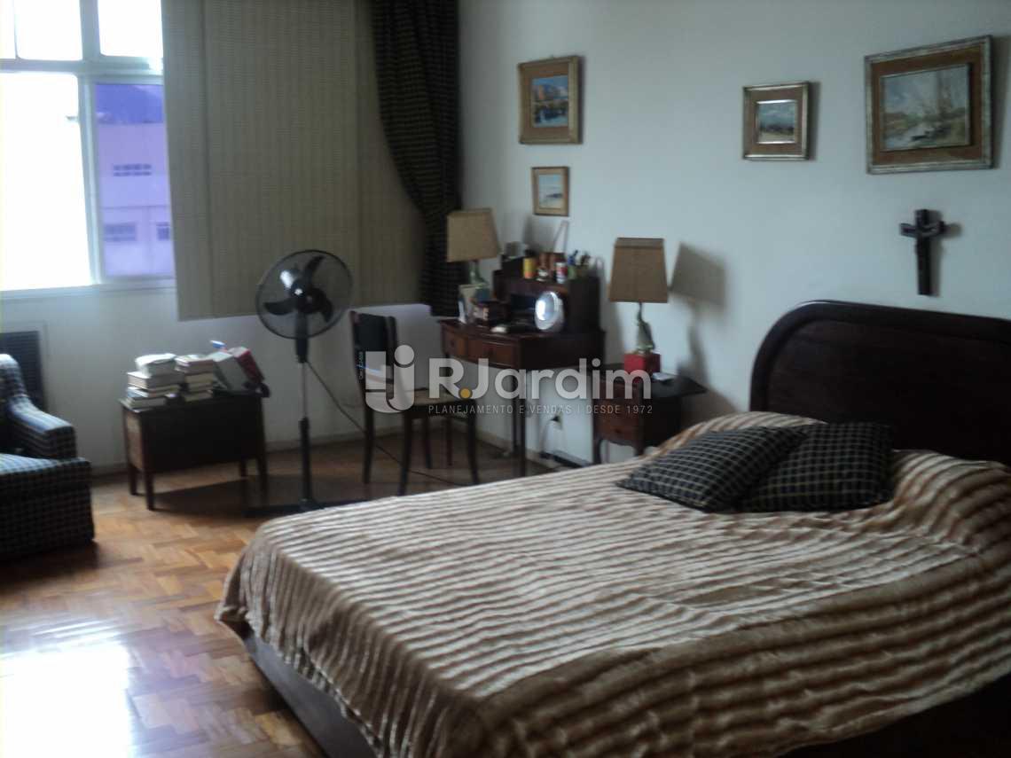 Quarto  - Apartamento à venda Rua Corcovado,Jardim Botânico, Zona Sul,Rio de Janeiro - R$ 4.400.000 - LAAP50027 - 10