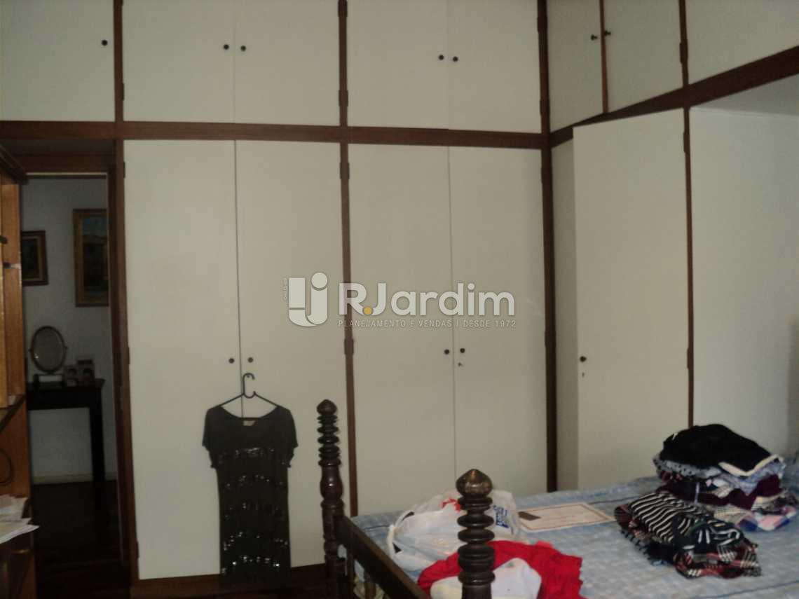 Quarto  - Apartamento à venda Rua Corcovado,Jardim Botânico, Zona Sul,Rio de Janeiro - R$ 4.400.000 - LAAP50027 - 23