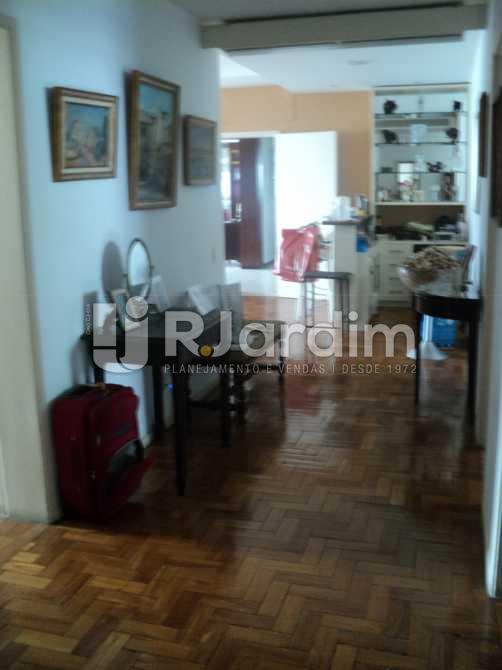 Circulação Quartos  - Apartamento à venda Rua Corcovado,Jardim Botânico, Zona Sul,Rio de Janeiro - R$ 4.400.000 - LAAP50027 - 19