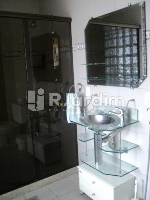 Banheiro Social  - Apartamento à venda Rua Corcovado,Jardim Botânico, Zona Sul,Rio de Janeiro - R$ 4.400.000 - LAAP50027 - 22