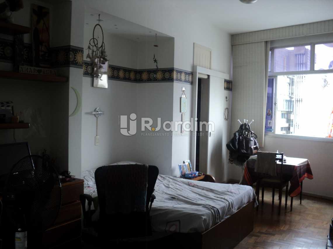 Quarto - Apartamento À VENDA, Jardim Botânico, Rio de Janeiro, RJ - LAAP50027 - 17