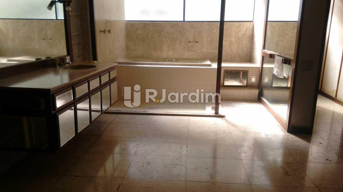 banheiro /suíte - Imóveis Compra e Venda Lagoa 5 Quartos - LACO50013 - 14