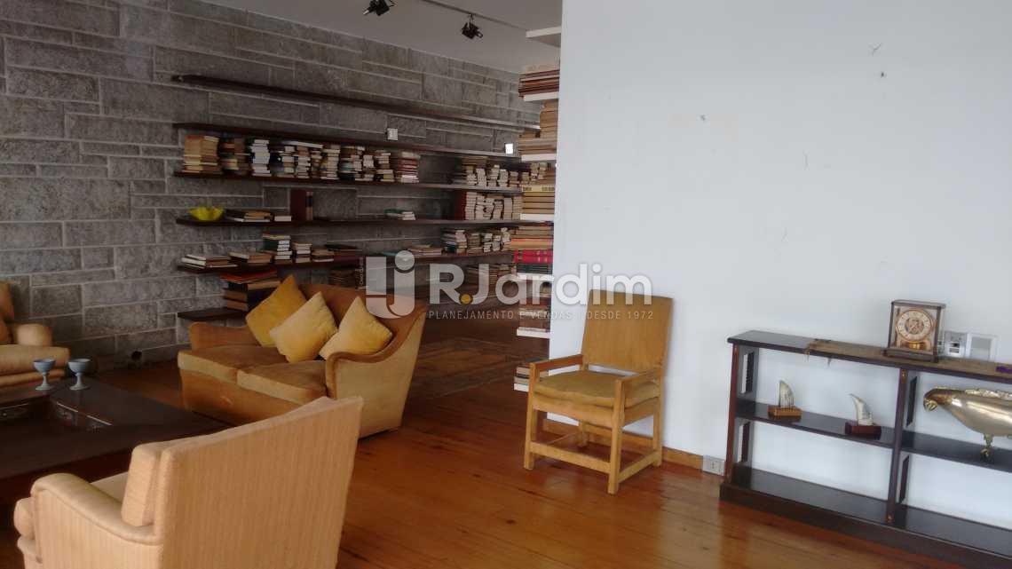 Sala ( segundo ambiente ) - Imóveis Compra e Venda Lagoa 5 Quartos - LACO50013 - 8