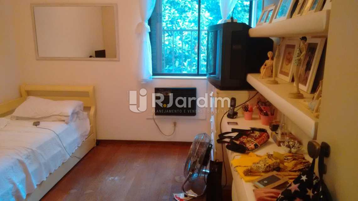 quarto  - Imóveis Compra Venda Avaliação Apartamento Leblon 3 Quartos - LAAP30943 - 10