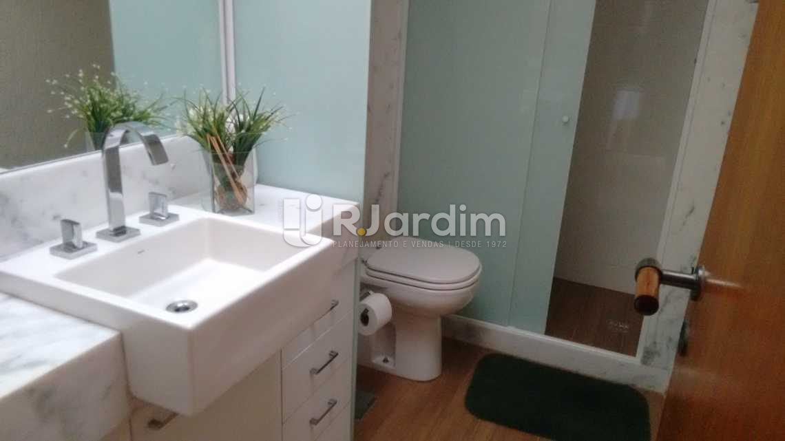 Banheiro  - Compra Venda Avaliação Imóveis Cobertura Ipanema 3 Quartos - LACO30131 - 13