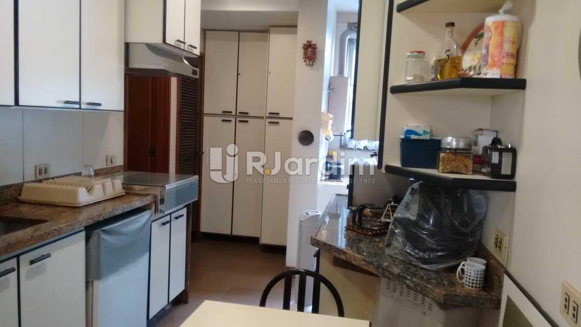 Cozinha  - Compra Venda Avaliação Imóveis Cobertura Ipanema 3 Quartos - LACO30131 - 25