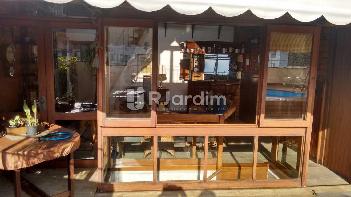 Salão / segundo piso  - Compra Venda Avaliação Imóveis Cobertura Ipanema 3 Quartos - LACO30131 - 22
