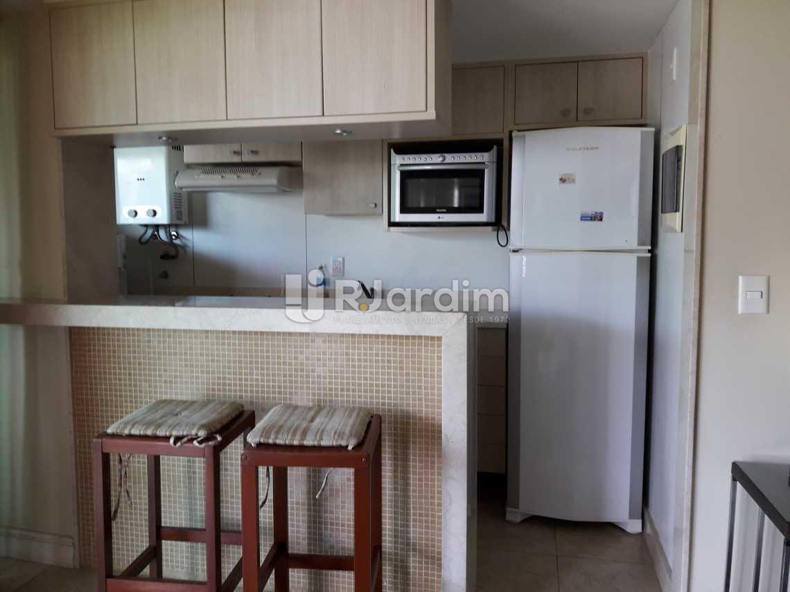Cozinha - Flat / Residencial / 2 Quartos / Ipanema - LAFL20021 - 7