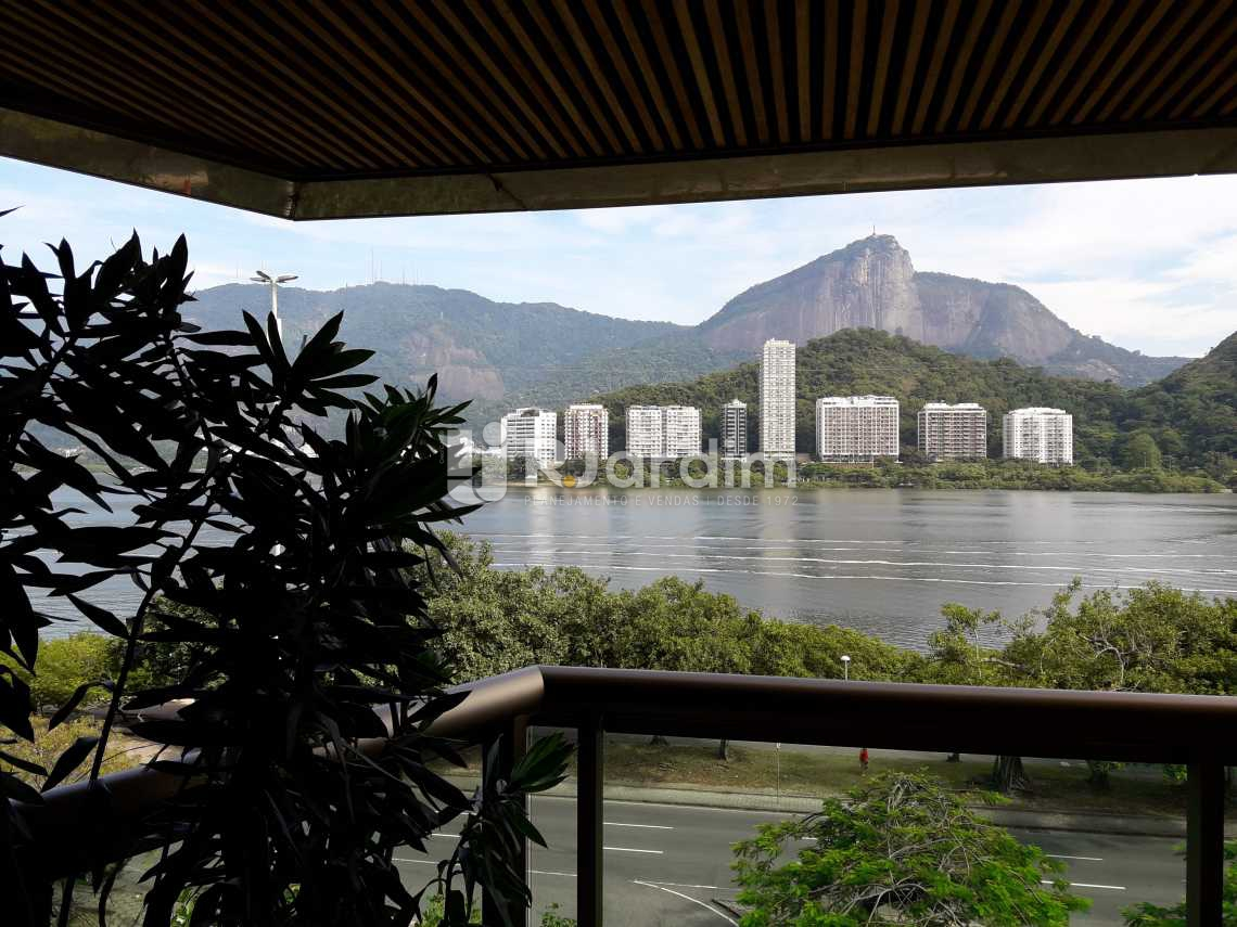 Vista Varanda quarto - Flat / Residencial / 2 Quartos / Ipanema - LAFL20021 - 14