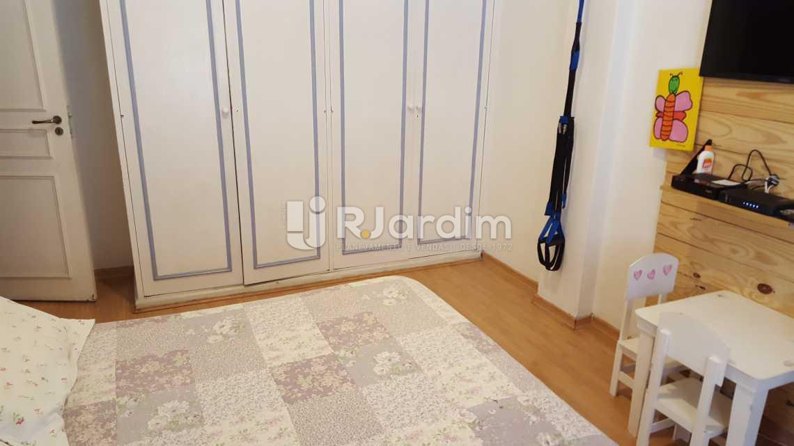 Quarto - Apartamento À VENDA, Botafogo, Rio de Janeiro, RJ - LAAP30965 - 5
