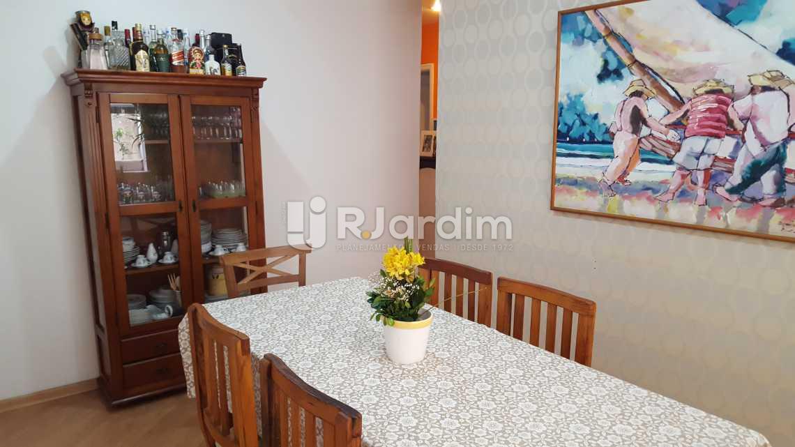 Sala de jantar - Apartamento À VENDA, Botafogo, Rio de Janeiro, RJ - LAAP30965 - 13