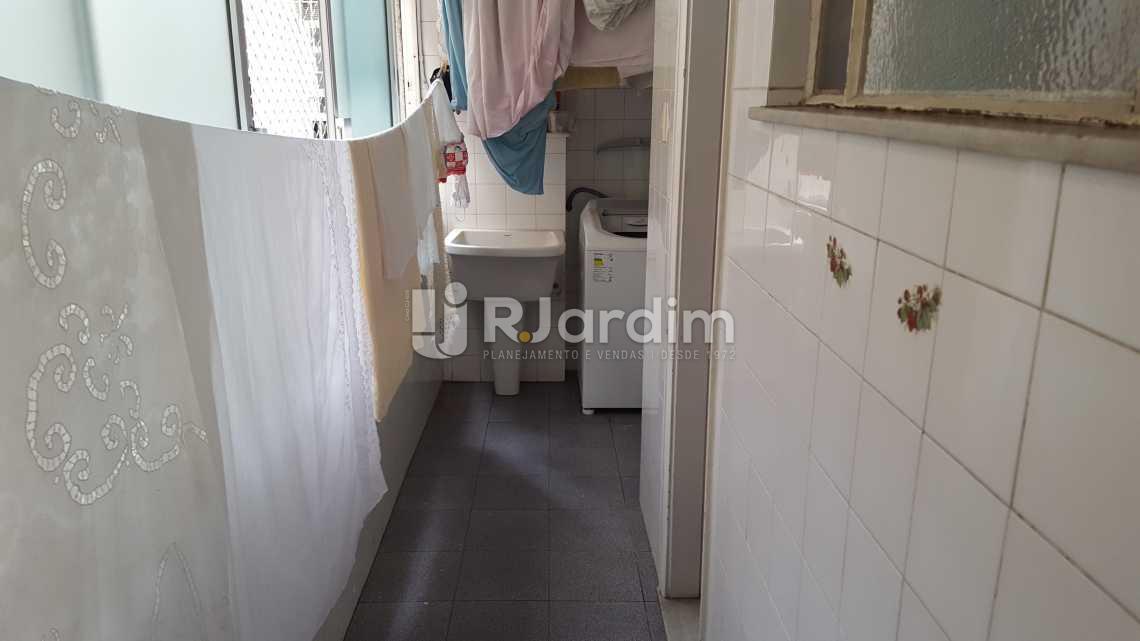 Área de serviço - Apartamento À VENDA, Botafogo, Rio de Janeiro, RJ - LAAP30965 - 21