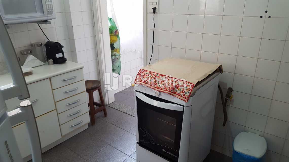 Cozinha - Apartamento À VENDA, Botafogo, Rio de Janeiro, RJ - LAAP30965 - 16