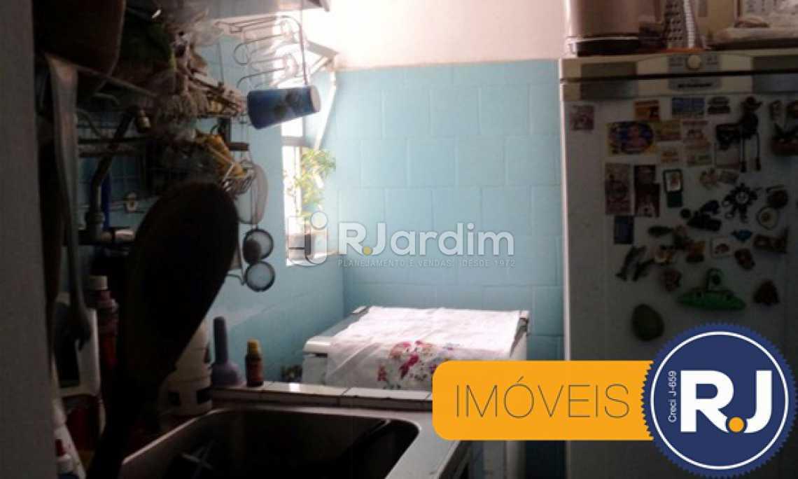 COZINHA  - Apartamento À Venda Avenida Nossa Senhora de Copacabana,Copacabana, Zona Sul,Rio de Janeiro - R$ 900.000 - LAAP30968 - 8