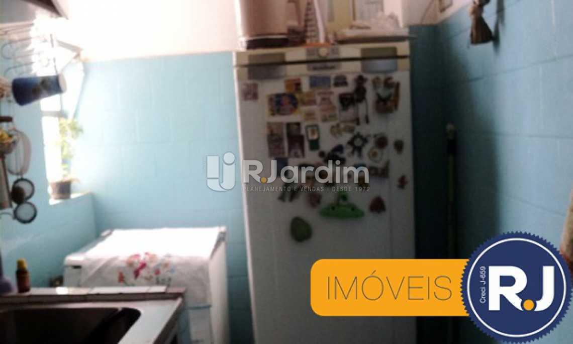 COZINHA  - Apartamento À Venda Avenida Nossa Senhora de Copacabana,Copacabana, Zona Sul,Rio de Janeiro - R$ 900.000 - LAAP30968 - 9