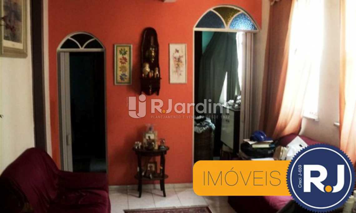 SALA  - Apartamento À Venda Avenida Nossa Senhora de Copacabana,Copacabana, Zona Sul,Rio de Janeiro - R$ 900.000 - LAAP30968 - 3