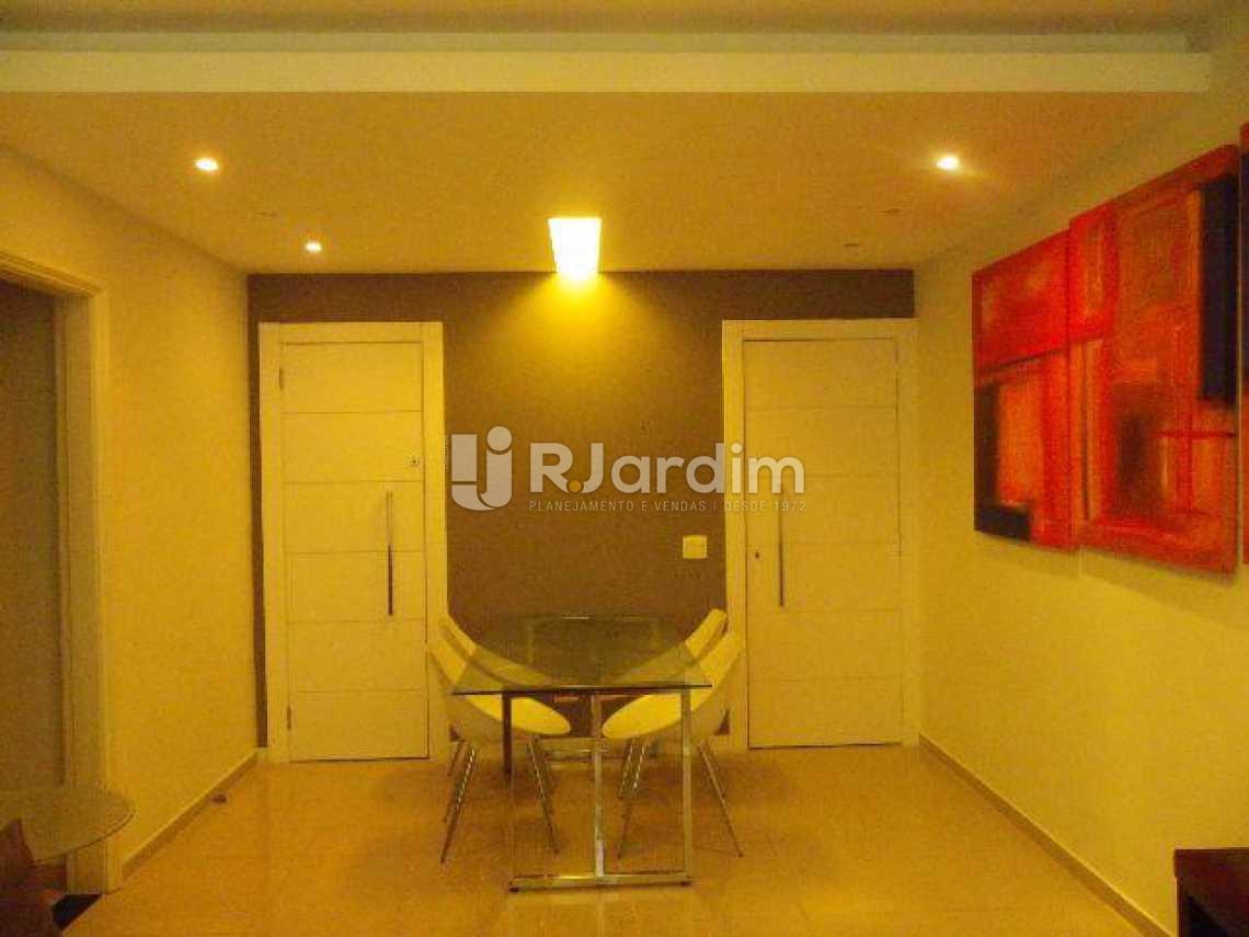 Sala ampla luxo - Imóveis Compra Venda Avaliação Apartamento Ipanema 2 Quartos - LAAP30979 - 4