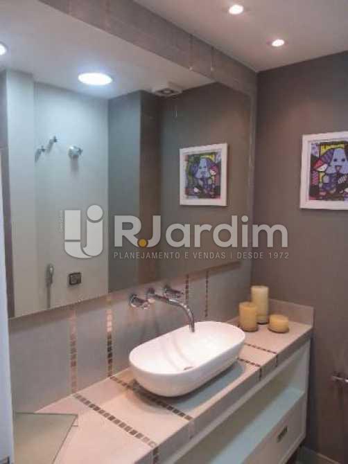 Banheiro - Apartamento 2 Quartos Copacabana - LAAP20686 - 6