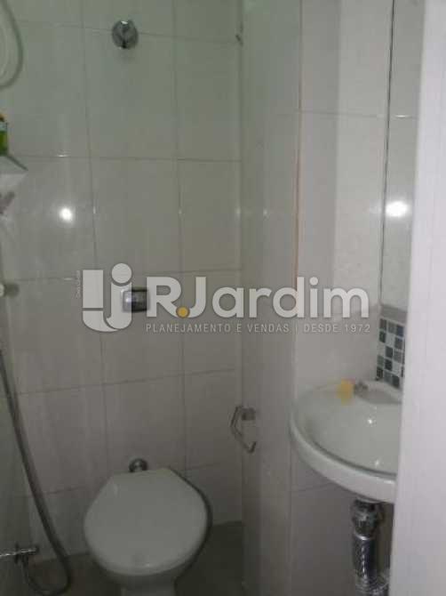 banheiro - Apartamento 2 Quartos Copacabana - LAAP20686 - 15