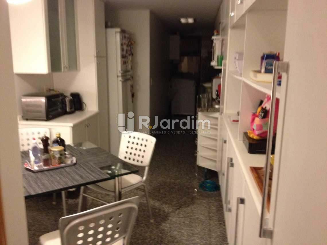 copa e cozinha - Apartamento Residencial Ipanema - LAAP40419 - 21