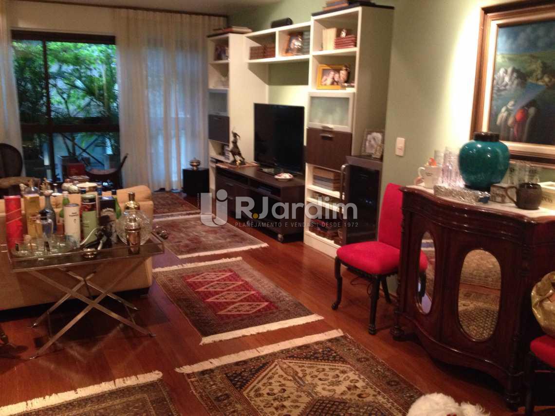 sala  - Apartamento Residencial Ipanema - LAAP40419 - 1