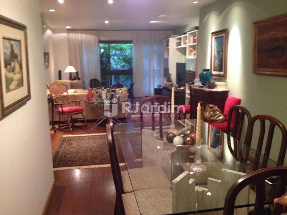 salas de jantar  - Apartamento Residencial Ipanema - LAAP40419 - 4