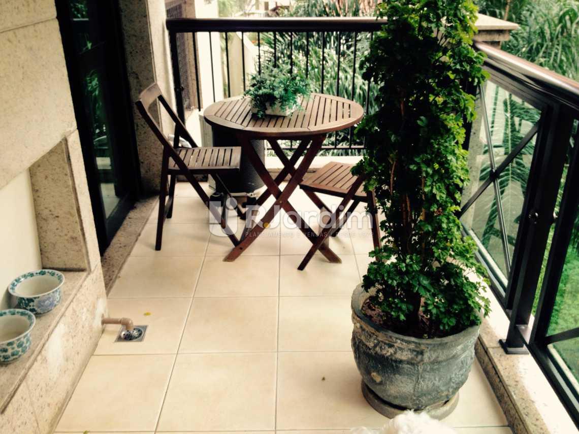 varanda - Apartamento Residencial Ipanema - LAAP40419 - 6