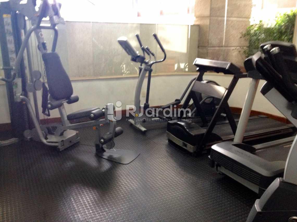 sala de ginástica - Apartamento Residencial Ipanema - LAAP40419 - 26