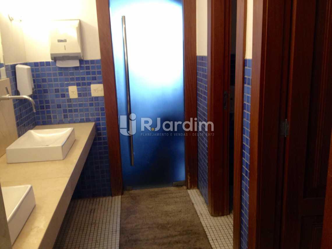 banheiros da piscina - Apartamento Residencial Ipanema - LAAP40419 - 28
