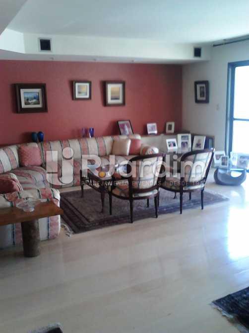 Sala ambiente 1 - Apartamento À VENDA, Copacabana, Rio de Janeiro, RJ - LAAP30975 - 1