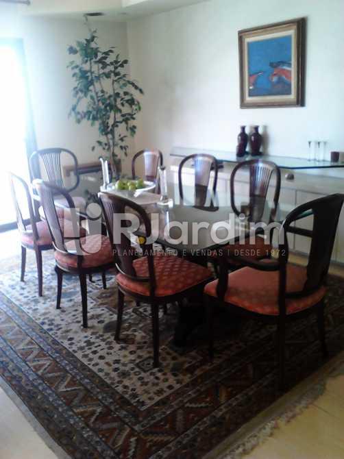 Sala ambiente 3 sala de jantar - Apartamento À VENDA, Copacabana, Rio de Janeiro, RJ - LAAP30975 - 4