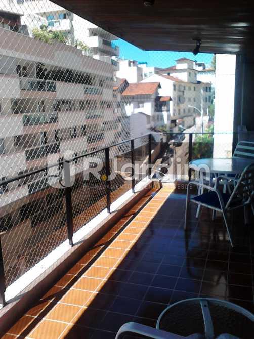 Varandão - Apartamento À VENDA, Copacabana, Rio de Janeiro, RJ - LAAP30975 - 6