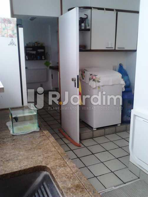 Lavanderia - Apartamento À VENDA, Copacabana, Rio de Janeiro, RJ - LAAP30975 - 12