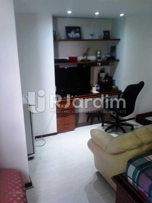 Home office outro ângulo - Apartamento À VENDA, Copacabana, Rio de Janeiro, RJ - LAAP30975 - 16