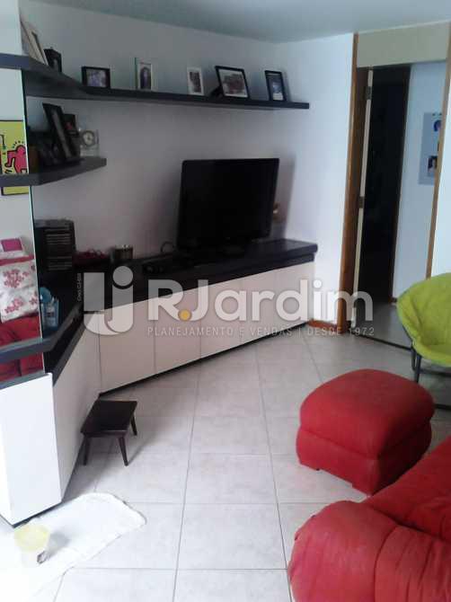 Sala íntima - Apartamento À VENDA, Copacabana, Rio de Janeiro, RJ - LAAP30975 - 23